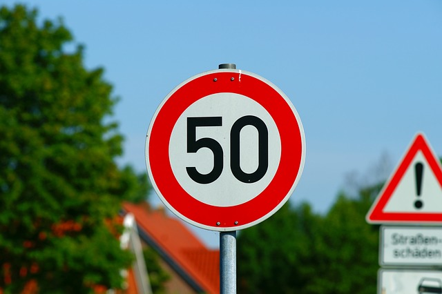 pravidla silničního provozu