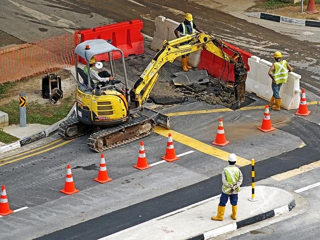 Různé projekty využijí dopravní značky