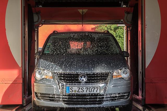 Co je nového v přístupu k mytí aut?